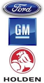 Ford / GM / Holden