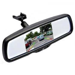 Mirror Mount & Camera